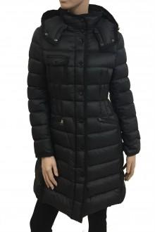 Moncler black down jacket Hermine