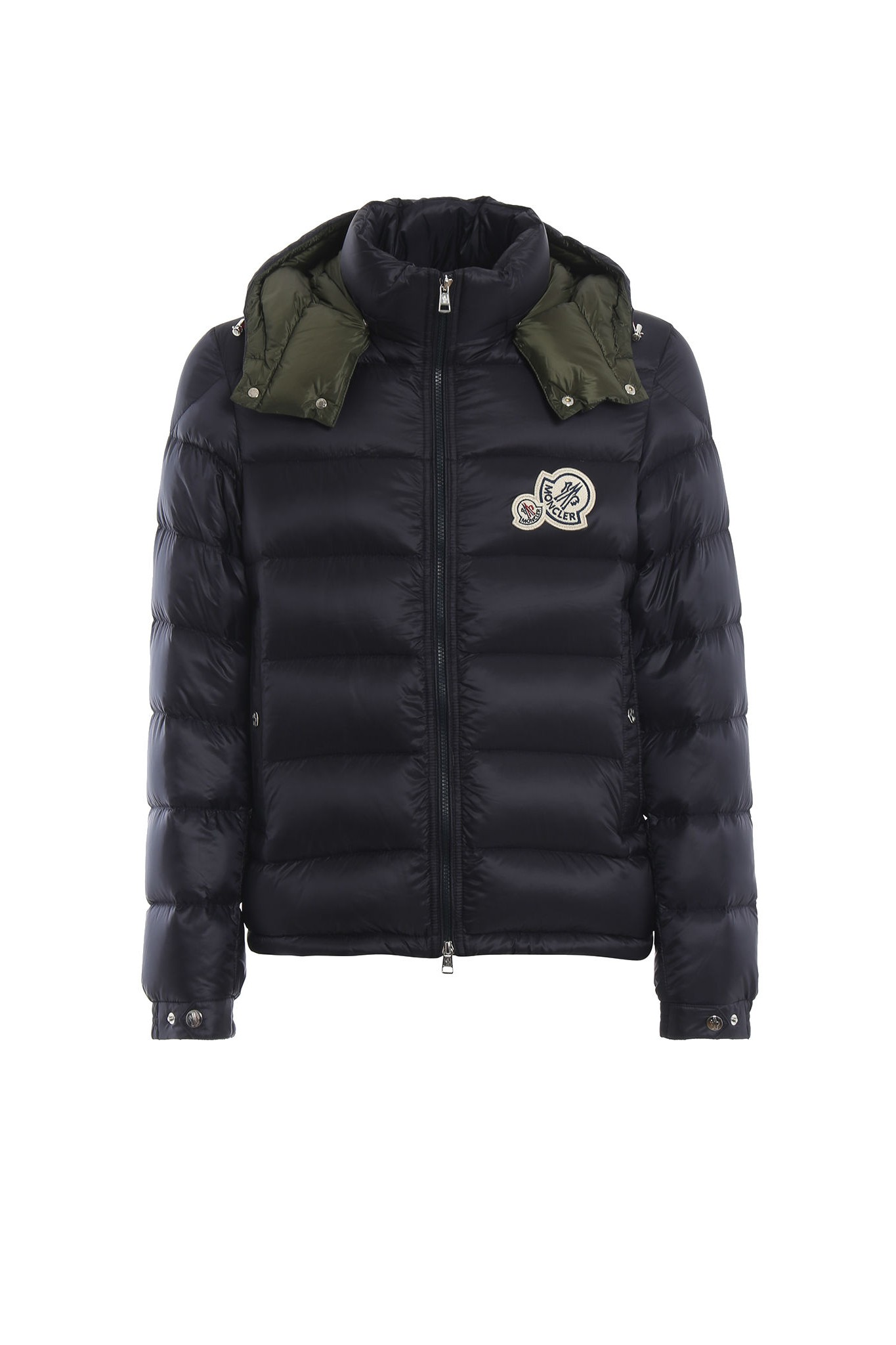 56b9dc161 Shop online Bramant navy down jacket