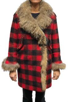 Bazar Deluxe tartan coat
