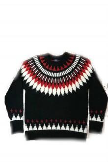Maglione Ralph Lauren fantasia norvegese