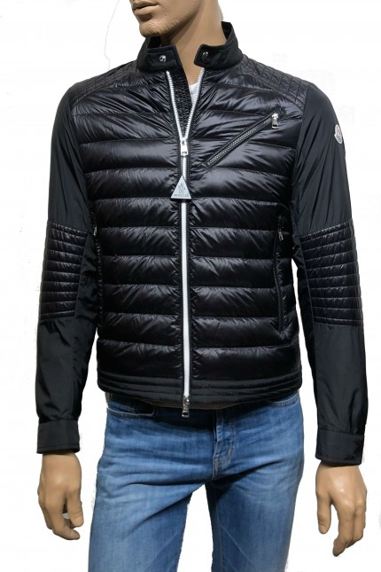 Piumino Andrieux Moncler black