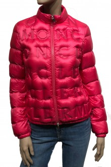 Moncler down jacket Vilnius fuxia
