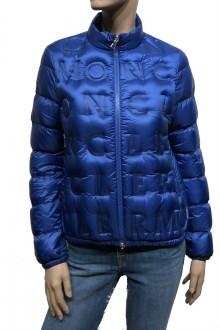 Moncler down jacket Vilnius cobalt blue