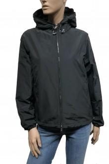 Black Moncler Alexandrite nylon jacket