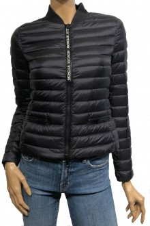 Black  Moncler Blenca duvet jacket