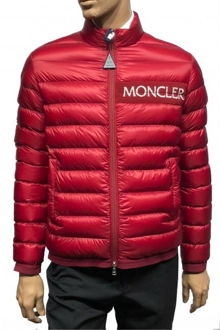 Piumino 100 Gr.Neveu Moncler rosso