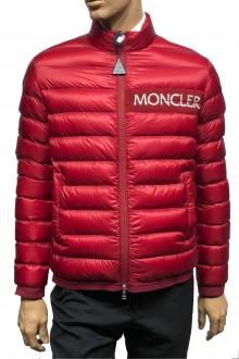 Red 100 Gr. down jacket Neveu Moncler
