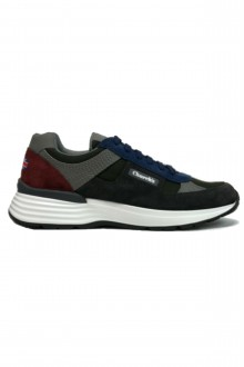 Sneakers Church's marrone blu e bordeaux