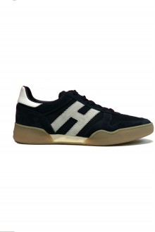 Sneakers Hogan H357 white/blue
