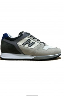 Sneakers Hogan H321 grey/blue/white