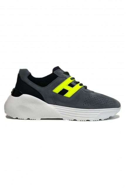 Sneaker Hogan H443 grigia