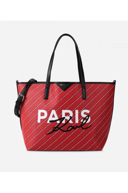 Borsa rossa Karl Lagerfeld