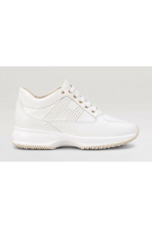Hogan Interactive white female shoes
