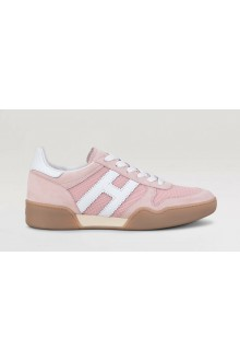 Hogan H357 pink shoes