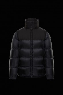 Down jacket Maya Moncler  black