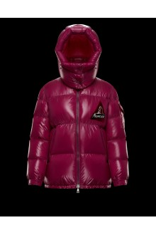 Down jacket black Bady Moncler