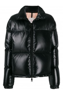 Moncler Black down jacket  Rimac