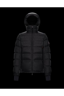 Down jacket Faiveley Moncler  black