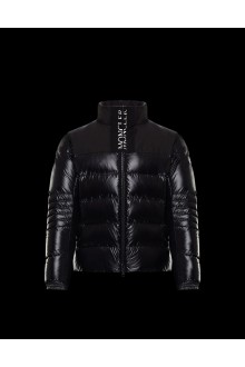 Bruel Moncler Down jacket  black