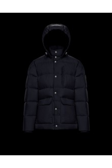 Moncler Down jacket Rolland blue