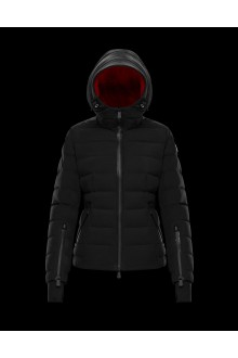 Chena Moncler Grenoble black down jacket