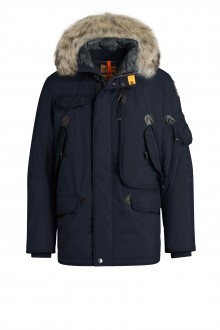 Parajumpers blue down parka