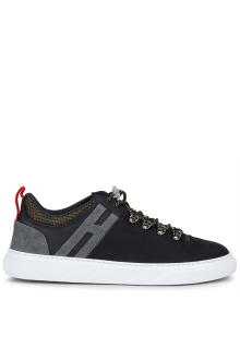 Sneakers Hogan H365 black/grey