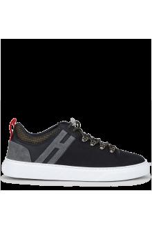 Sneakers Hogan H365 nera/grigia