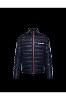 Blue Moncler Petichet downjacket
