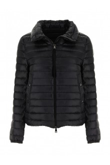 Black Moncler Basane down jacket