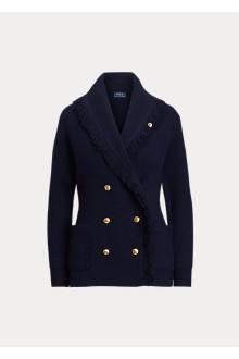 Woman double brest wool blazer Ralph Lauren