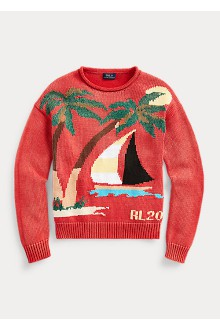 Ralph Lauren cottonl sweater