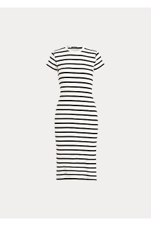 Ralph Lauren striped cotton dress