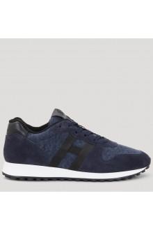 Sneaker Hogan H429 blu
