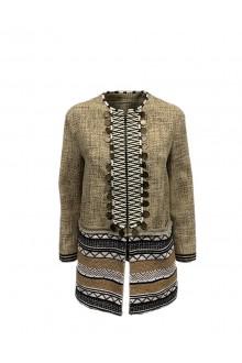 Bazar Deluxe ethnic print jacket