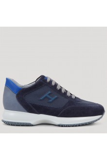 Sneakers Hogan Interactive navy and royal