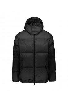 Black duvet jacket Salar