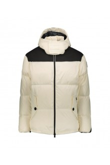 White duvet jacket Salar