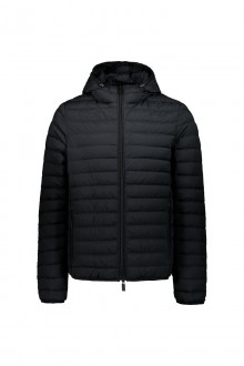 Black duvet jacket Franklin
