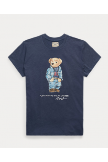 Polo Bear Ralph Lauren navy t-shirt