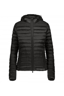 Black Ciesse down jacket