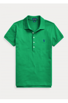 Ralph lauren green polo shirt for woman