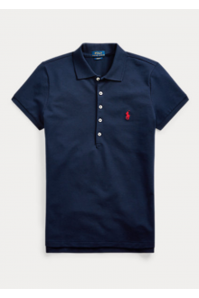 Blue Ralph Lauren polo shirt for woman