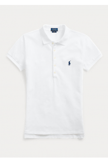 Ralph Lauren white polo shirt for woman