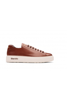 Sneakers Church's in pelle colore cuoio