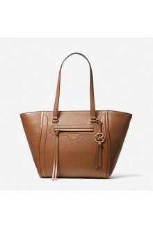 Michael Kors Carine bag in oak leather