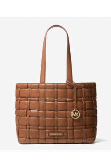 Michael Kors Ivy tote in oak leather