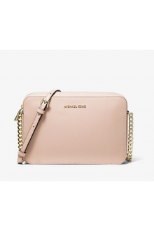 Michael Kors soft pink Jet Set bag