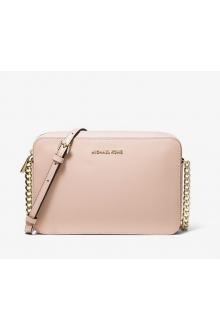 Michael Kors soft pink Jet Set bag